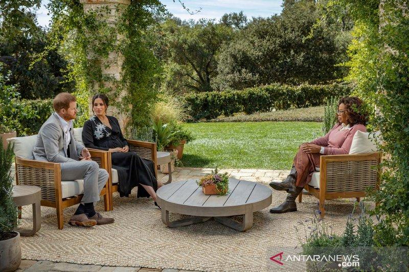 Meghan Markle berencana tunda wawancara jika Pangeran Philip meninggal