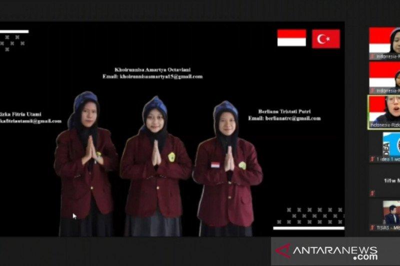 Mahasiswa Indonesia kaget dengan keramahan warga Turki