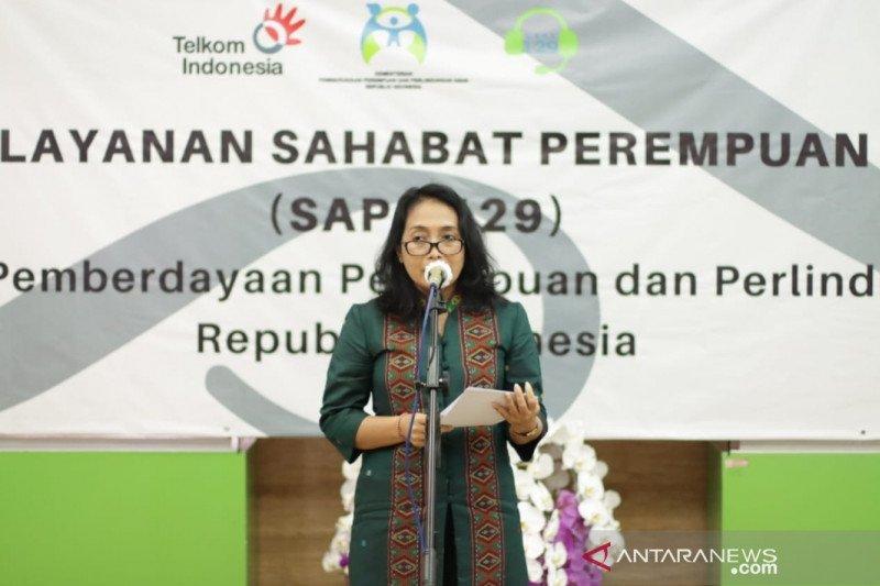 SAPA 129 dorong laporan kekerasan terhadap perempuan-anak
