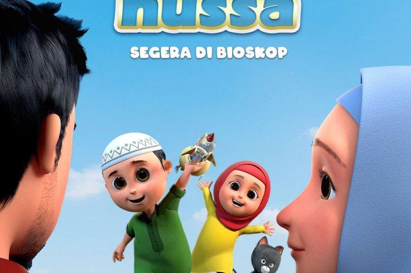 """Visinema rilis poster film """"Nussa"""", ada sosok Abba"""