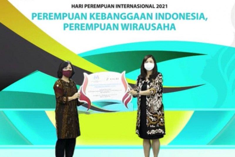 Kemen PPPA kolaborasi dengan Kalbe Farma dukung perempuan wirausaha