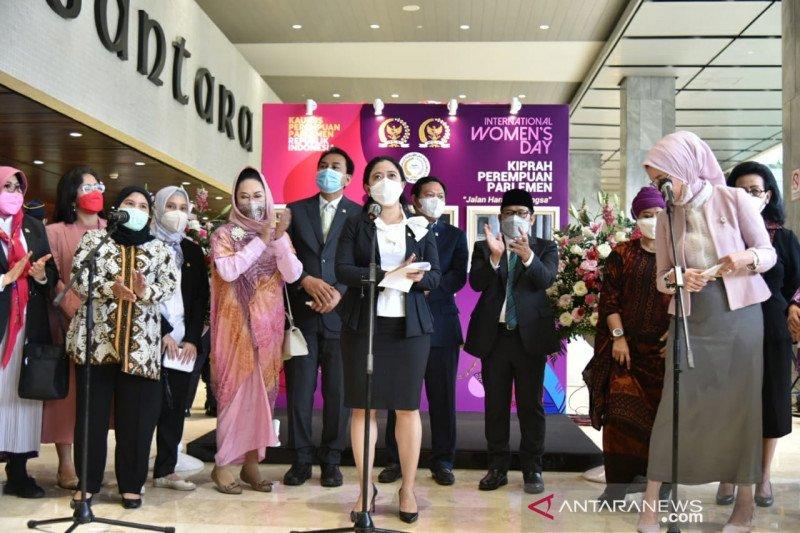 Puan: Perempuan penentu kemajuan bangsa ke depan