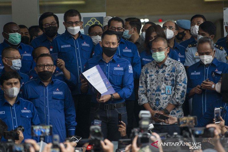 Dukung KLB, dua Ketua DPC Partai Demokrat di Riau dipecat