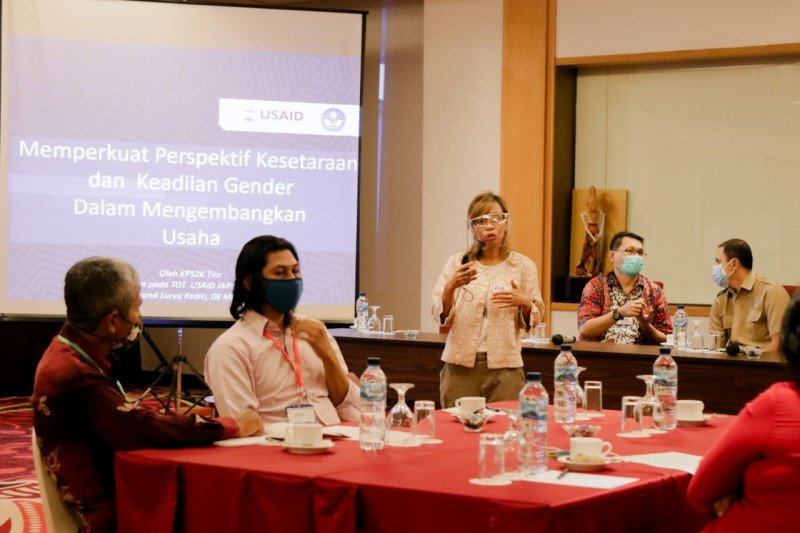 Masa pandemi, USAID-HWDI fasilitasi pelatihan bagi disabilitas