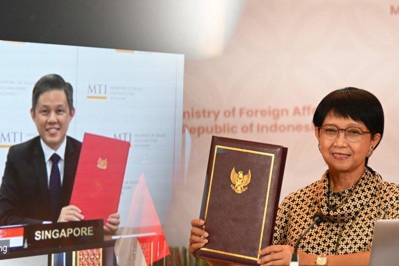 Singapura berharap terus jadi investor terbesar bagi Indonesia