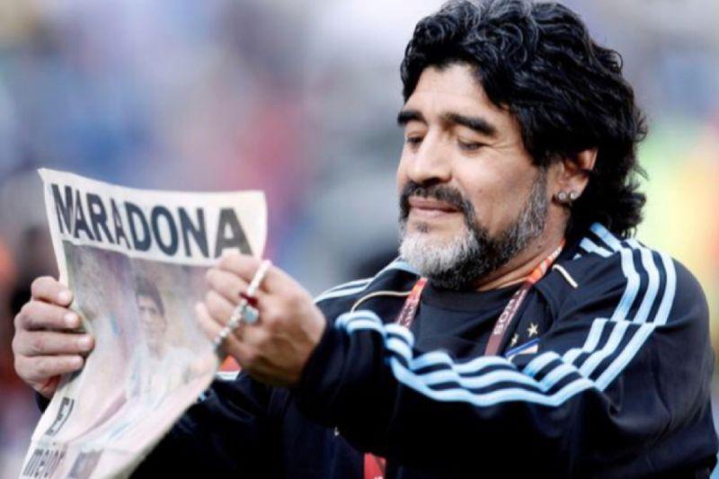 Putra Maradona diberi kewarganegaraan Argentina