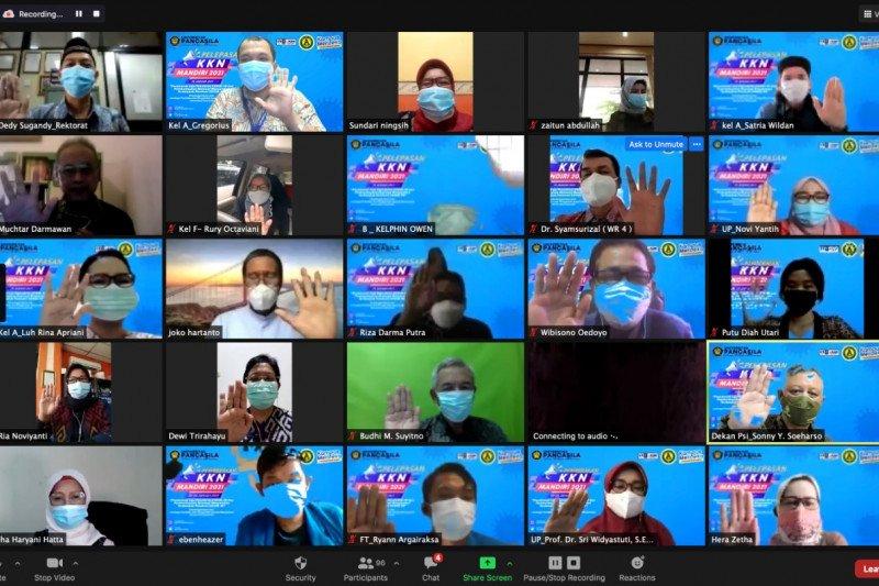 Universitas Pancasila gelar KKN Mandiri di tengan pandemi COVID-19