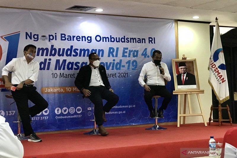 Ombudsman RI susun pedoman pengawasan UU Cipta Kerja