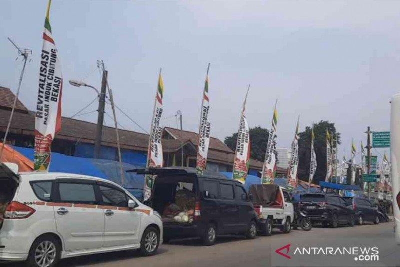 Pedagang Pasar Cibitung minta Pemkab Bekasi tunda revitalisasi