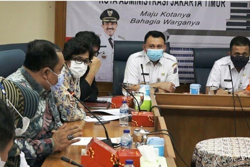 Pemkot Jaktim koordinasi penanganan banjir dengan Bekasi