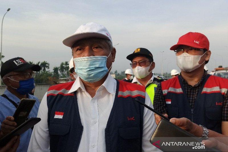 Tol Medan-Binjai segmen Tanjung Mulia-Marelan belum bertarif