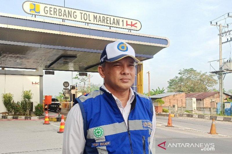 Jasa Marga prediksi 6.000 kendaraan masuk Gerbang Tol Tanjung Mulia