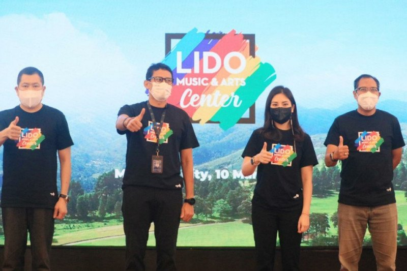 Disparbud sebut Lido Music & Art Center jadi wisata baru milenial