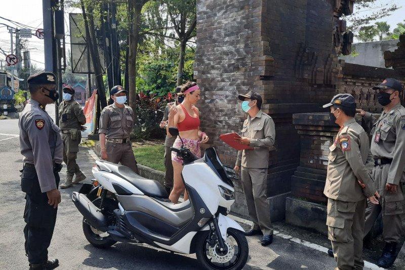 367 warga asing di Bali kena sanksi denda karena langgar prokes
