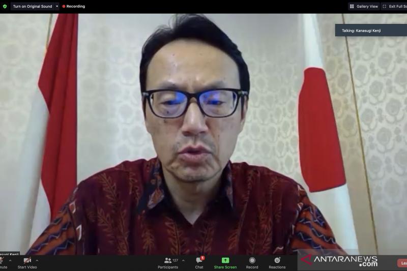 Dubes Jepang kenang bantuan Indonesia usai gempa Tohoku 10 tahun lalu
