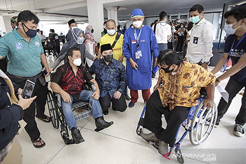 Kamis, positif COVID-19 Jakarta bertambah 1.754 kasus
