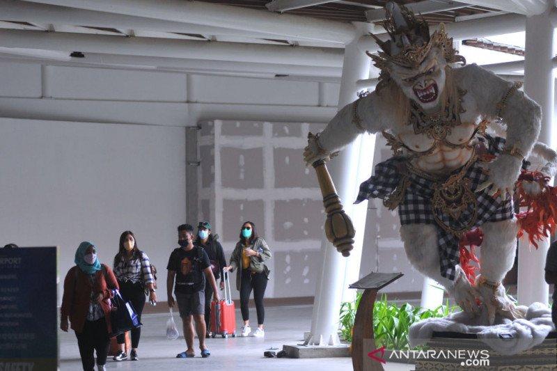 Bandara Ngurah Rai Bali ditutup 24 jam saat Nyepi
