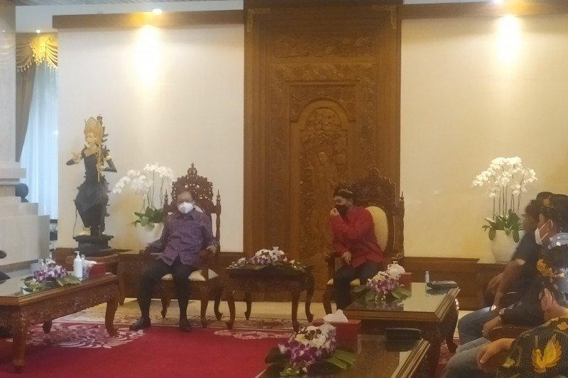 Gubernur Bali: Siap dukung dan fasilitasi acara Munas Kadin di Bali