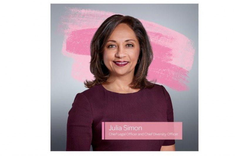 Julia Simon beri pernyataan di Hari Perempuan Internasional 2021