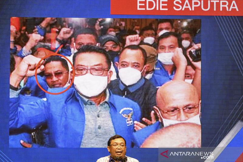 Herman Khaeron beberkan bukti foto KLB Partai Demokrat di Deli Serdang tidak sah
