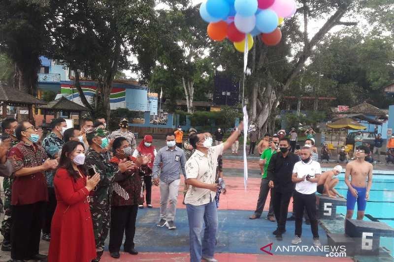 Pemkab Temanggung buka kembali Pikatan Water Park