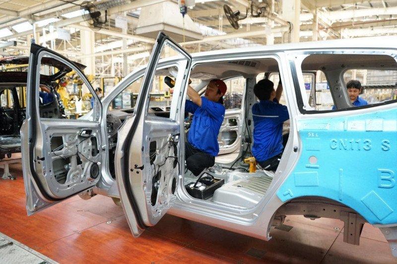 Ketua MPR sebut tiga tantangan geliatkan industri otomotif nasional