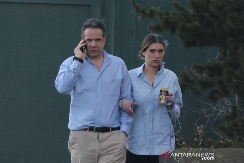 Biden tunggu investigasi tuduhan pelanggaran seksual Andrew Cuomo