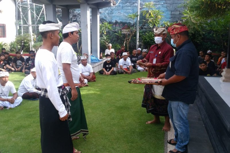 Sebanyak 201 napi di LP Kerobokan Bali terima remisi Hari Raya Nyepi