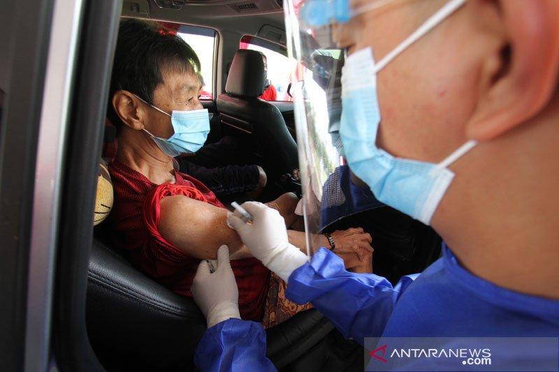 Kemenkes luncurkan pusat vaksin 3-in-1 di Tangsel