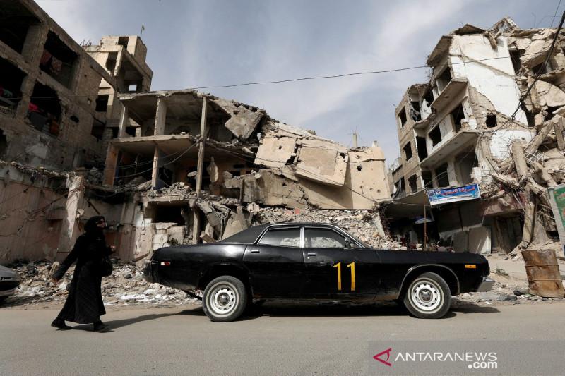 PBB bantu 12 peradilan siapkan  kasus kejahatan perang Suriah