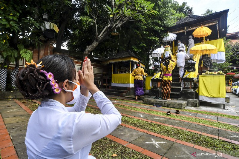 PDIP: Jadikan Hari Raya Nyepi momentum sucikan jiwa dan raga
