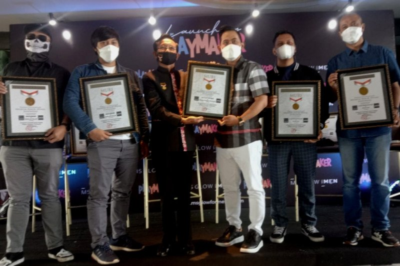 Jimny Challenge cetak rekor Muri