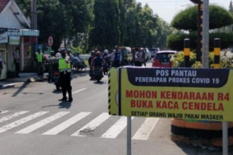 Polres Madiun Kota amankan kegiatan Parapan Luhur PSHT