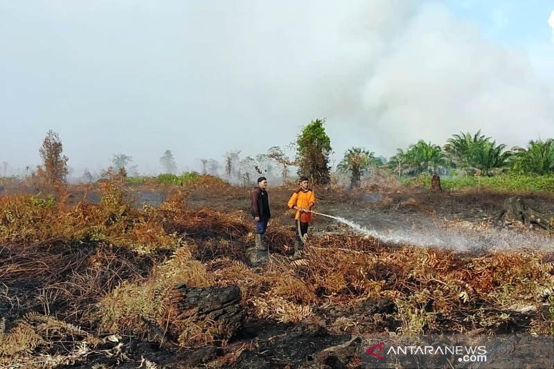 Karhutla di Aceh Barat bertambah menjadi enam hektare