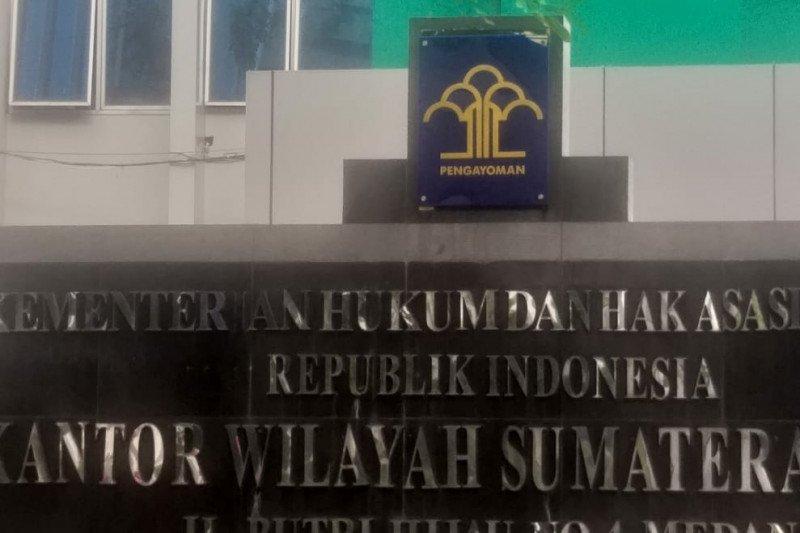 35 narapidana di Sumut dapat Remisi Hari Raya Nyepi