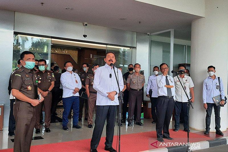 Menkopolhukam koordinasikan penyelesaian kasus korupsi di Kejagung