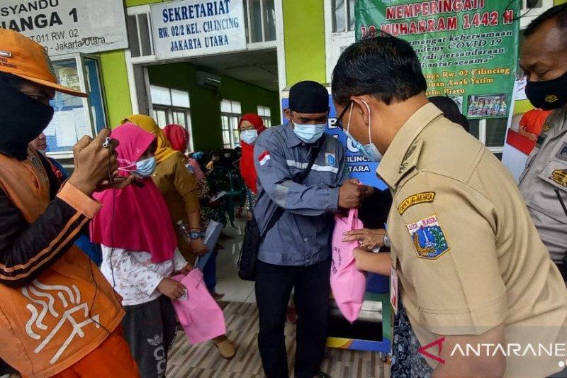 Kelurahan Cilincing luncurkan ATM Beras untuk warga terdampak COVID-19