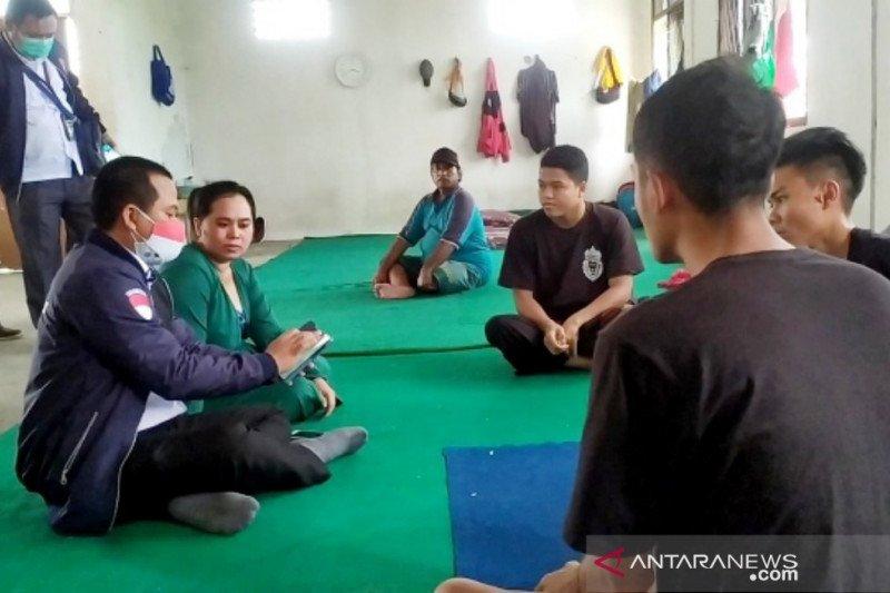 Lima TKI ilegal di Bogor diamankan