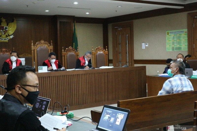Tim teknis Juliari akui beri titipan uang kepada Ketua DPC PDIP Kendal