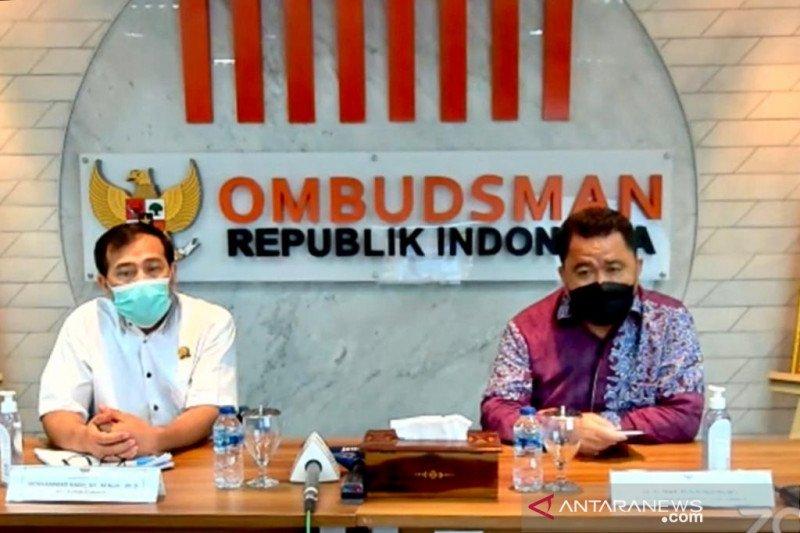 377 pegawai Ombudsman ikut vaksinasi COVID-19 dosis pertama