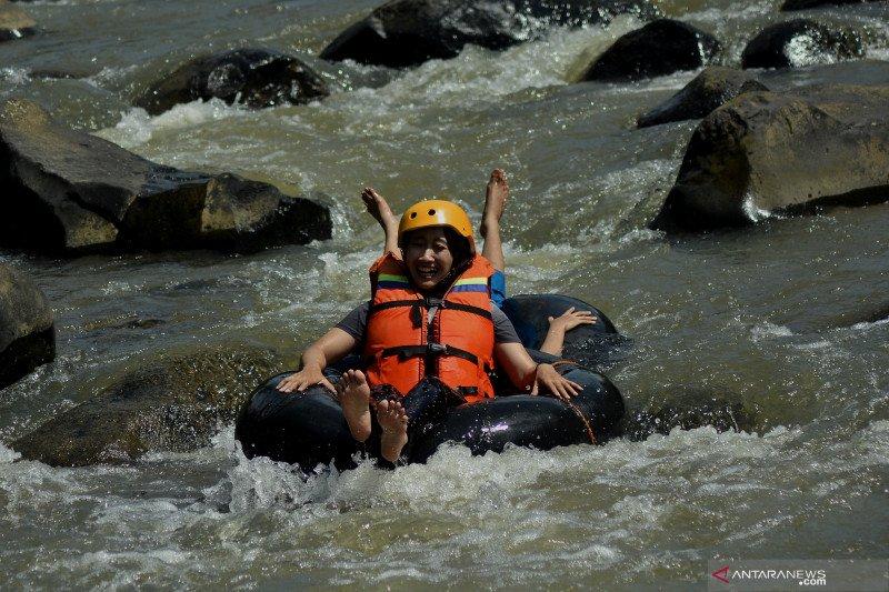Disparbud rilis empat daerah Jabar paling banyak dikunjungi wisatawan