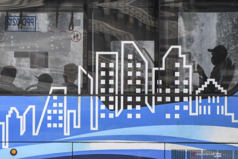 Transjakarta bakal operasikan 10 ribu bus listrik di ibu kota