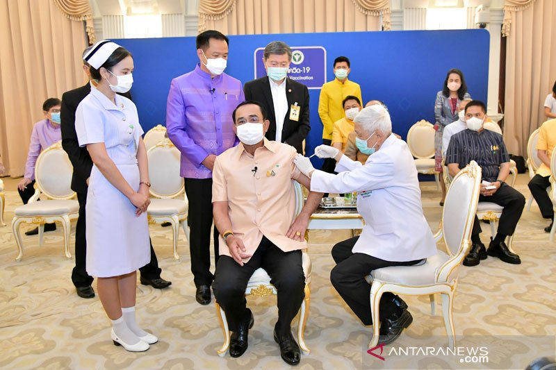 AstraZeneca upayakan lebih banyak pasokan vaksin untuk Thailand