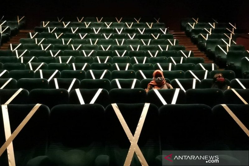 Bioskop di Solo mulai beroperasi hari ini