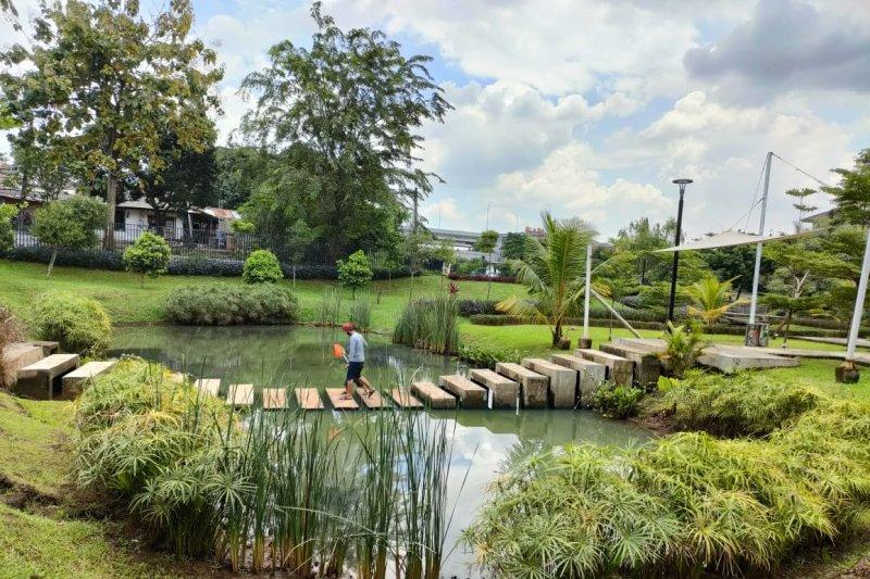 Lima taman di Jakarta Timur dibuka kembali untuk umum