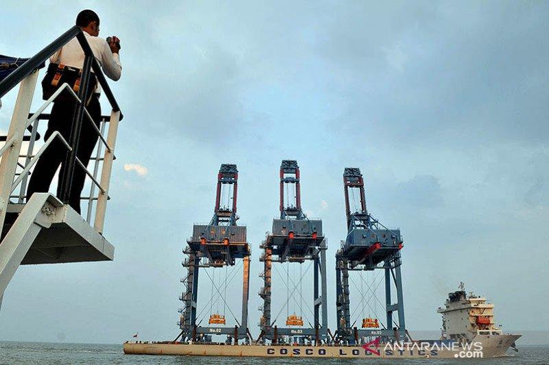 Ekspor Sumsel gunakan pelabuhan selain Pelabuhan Boom Baru meningkat