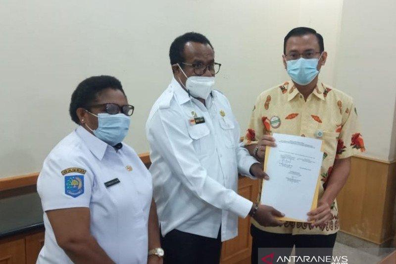 Pemprov Papua serahkan data OAP ke BPJS Kesehatan
