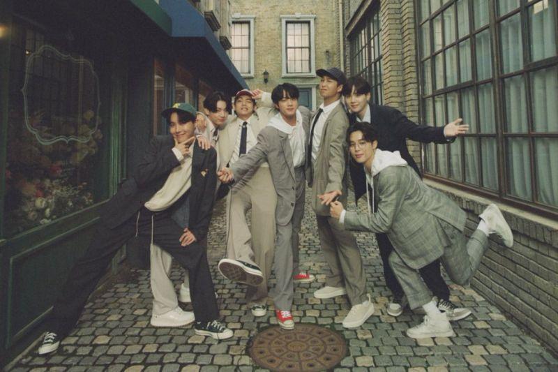 BTS pecahkan rekor baru di Guinness World Record berkat