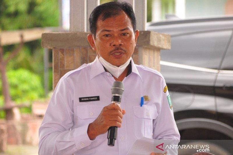 Bertambah 12, positif COVID-19 di Belitung Timur naik jadi 100 kasus