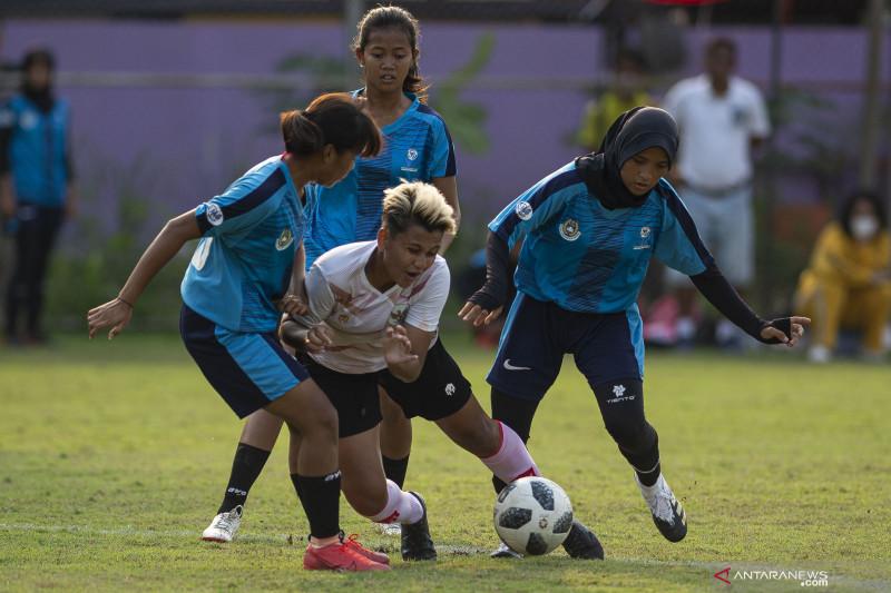Pelatih coret lima pemain timnas putri sebagai bagian 'keluar-masuk'